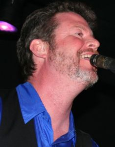 Blues bard Jeff Norwood will be performing a solo act as well as playing with his band.
